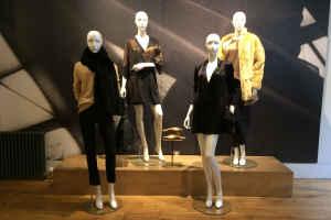 Luxury Flagship Shopping