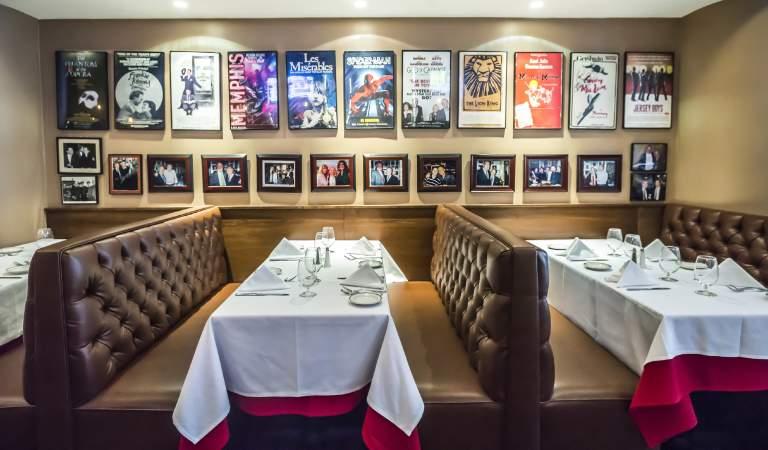 Frankie & Johnnie's Steakhouse—46th Street