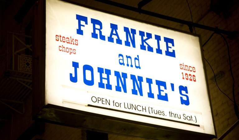 Frankie & Johnnie's Steakhouse—37th Street