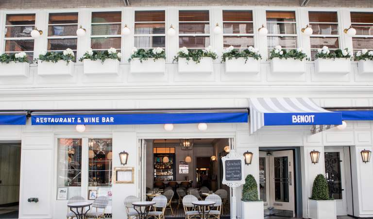Benoit Restaurant & Wine Bar