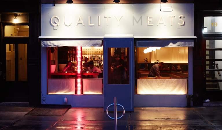 Quality Eats—West Village