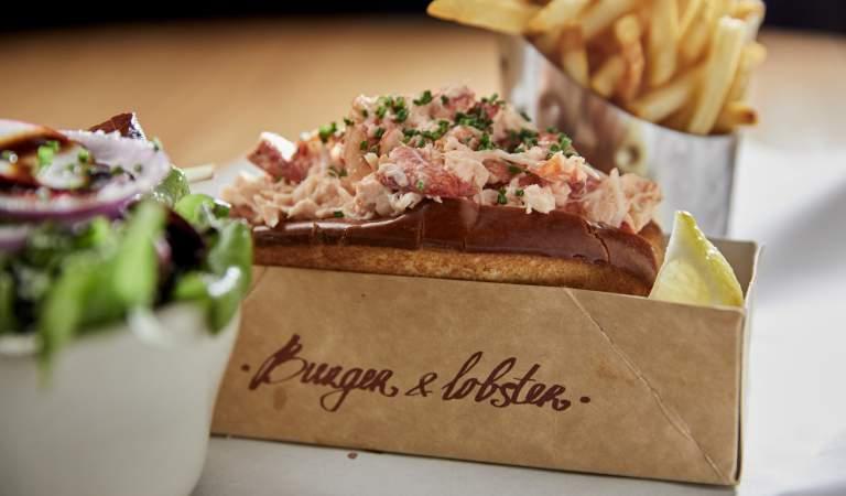 Burger & Lobster—Bryant Park