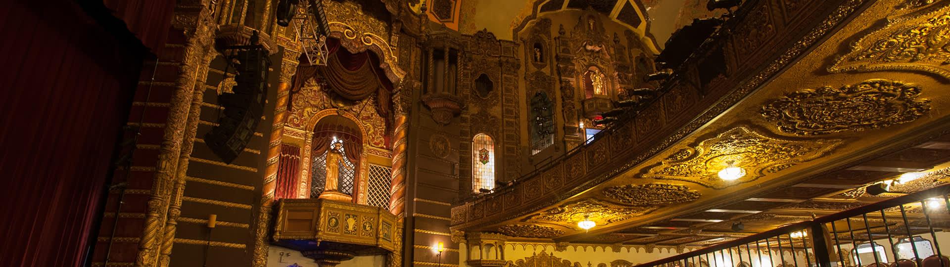 St George Theatre, St George, Staten Island,