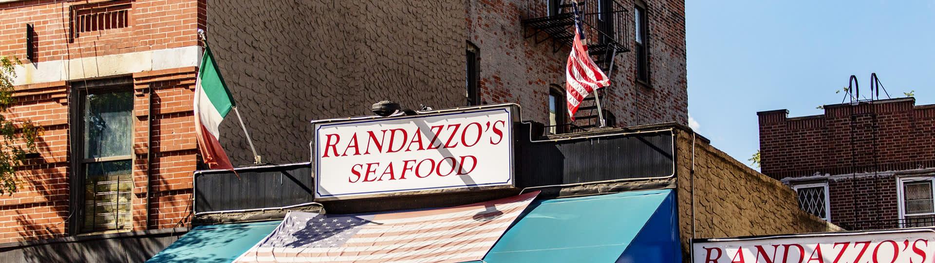 Arthur Ave, Belmont, Bronx, Randazzo's Seafood