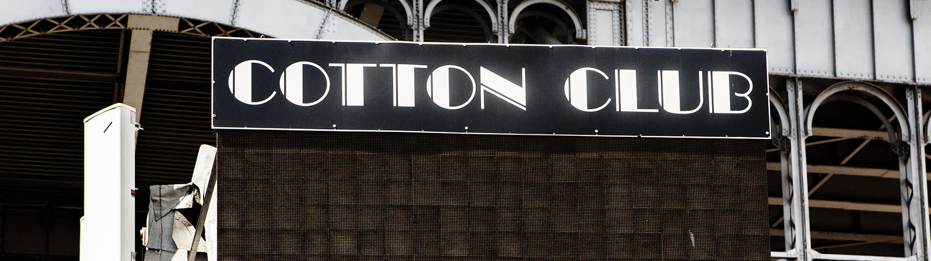 Cotton Club, Harlem