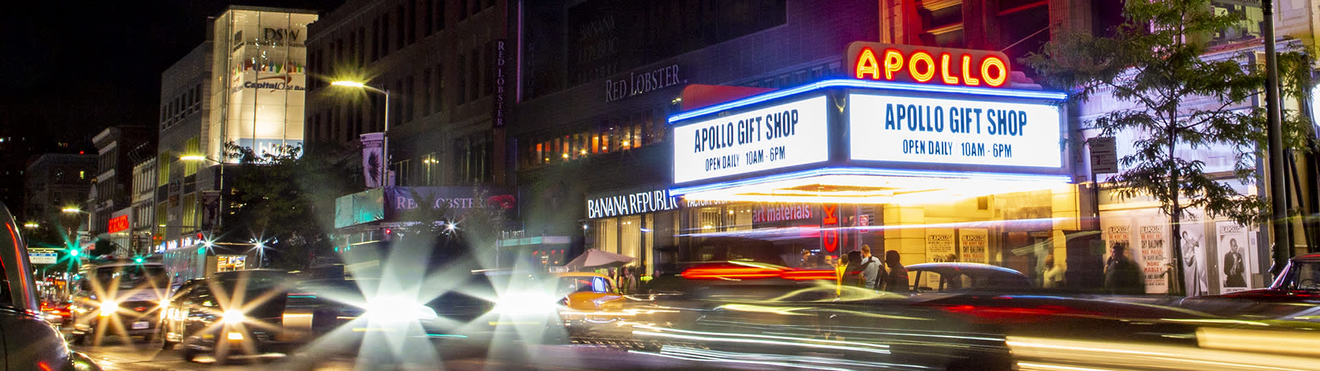 Harlem, Vida nocturna, Nueva York, Apollo Theater