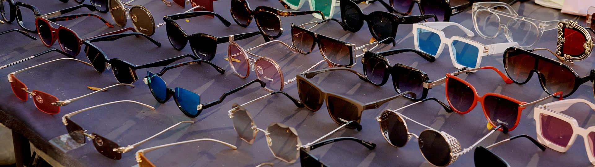 Sunglasses, 125th Street, Harlem, Manhattan, NYC