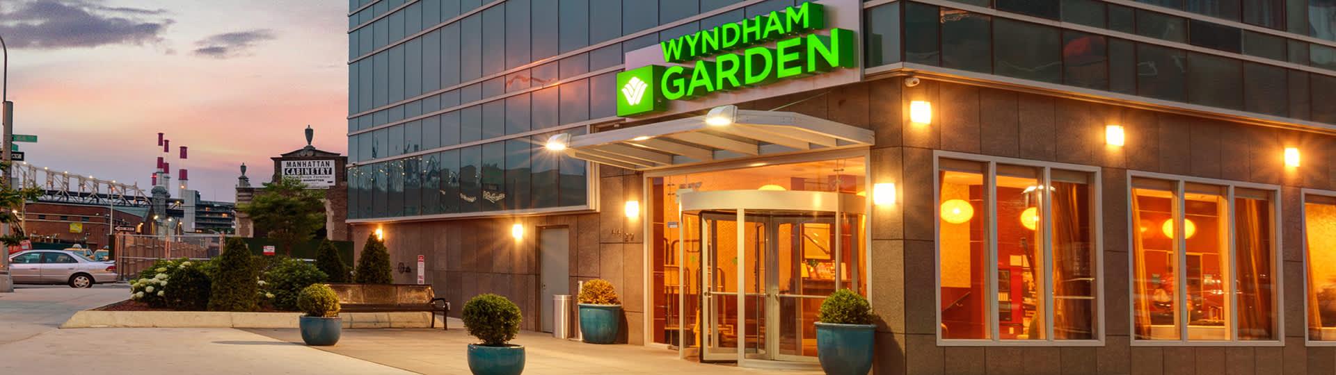 wyndham garden, lic