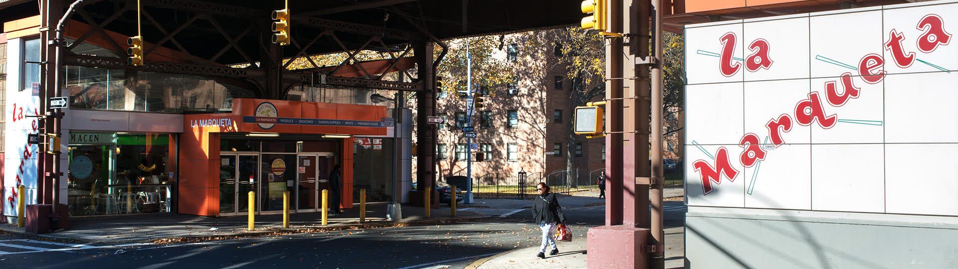 East Harlem, La Marqueta