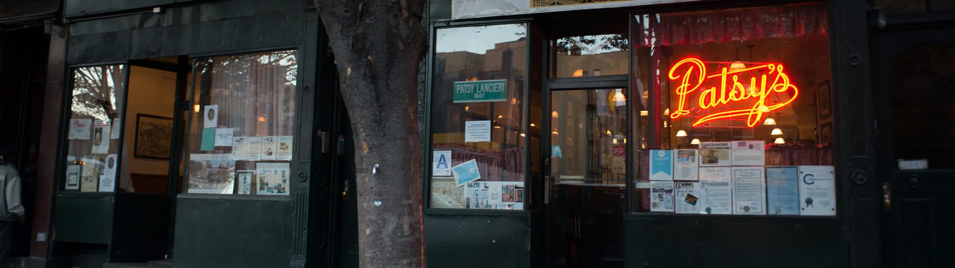 East Harlem, Patsy's Pizzeria