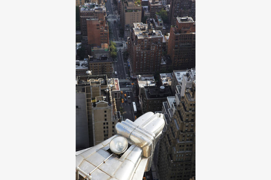 Chrysler Building, Views, Manhattan, NYC