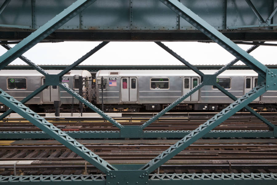 7 Train, Queens, Will Steacy