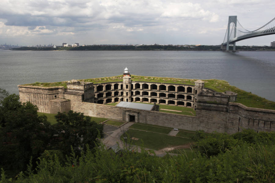 Fort Wadsworth, South Beach, NYC, Staten Island