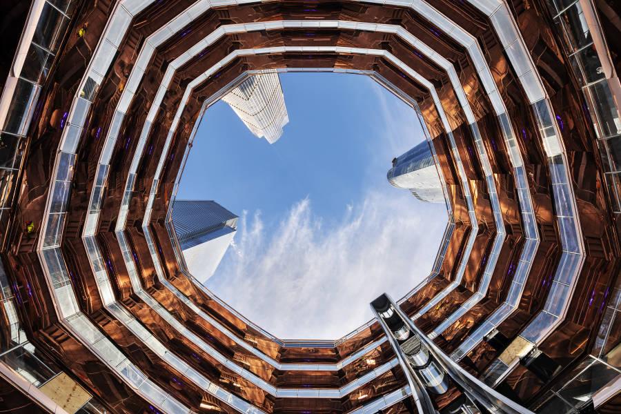 Vessel, Hudson Yards, NYC, HY,