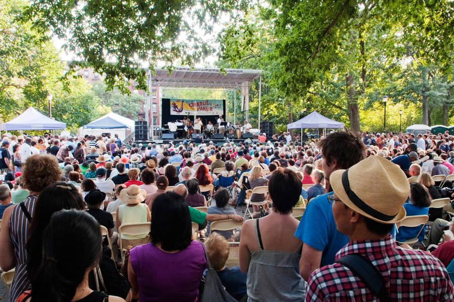 Charlie Parker Jazz Festival nyc