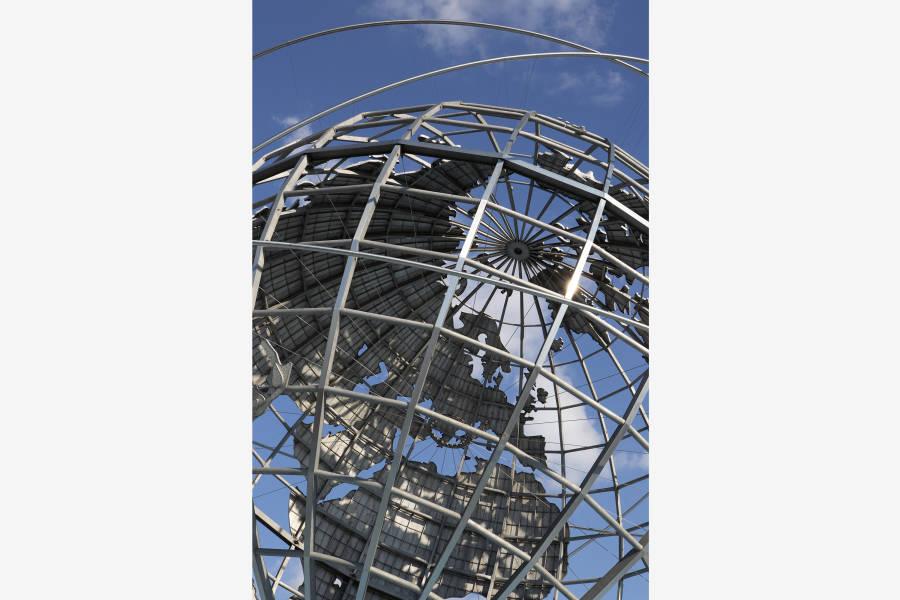Unisphere, Flushing, Queens, NYC