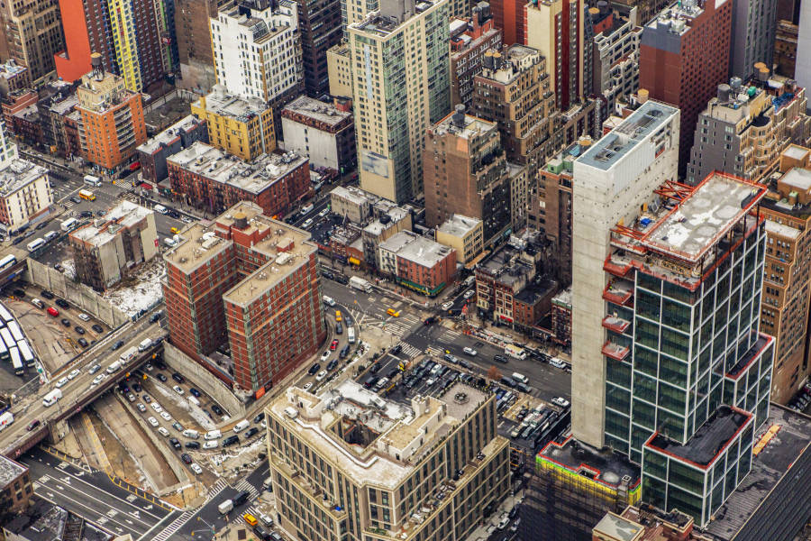Hudson Yards, HY, NYC, Views, Brittany Petronella