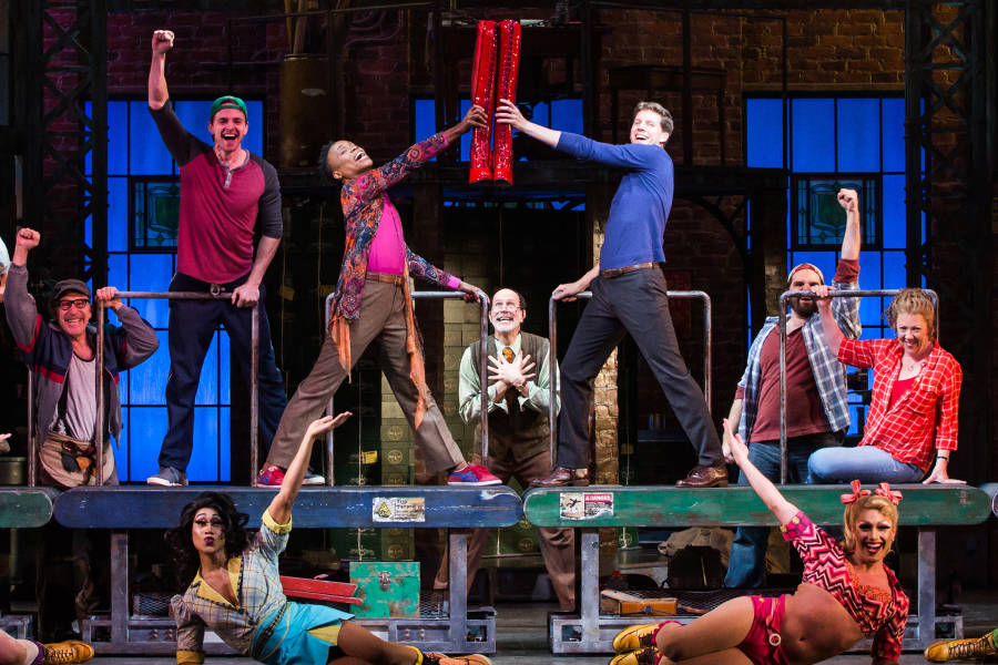Kinky Boots, Broadway, NYC, Virtual NYC,