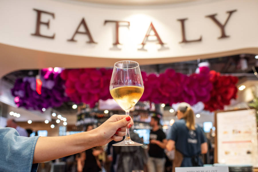 Eataly, Lower Manhattan