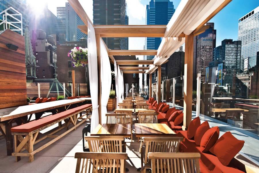Best Rooftop Restaurants In New York City Nycgo