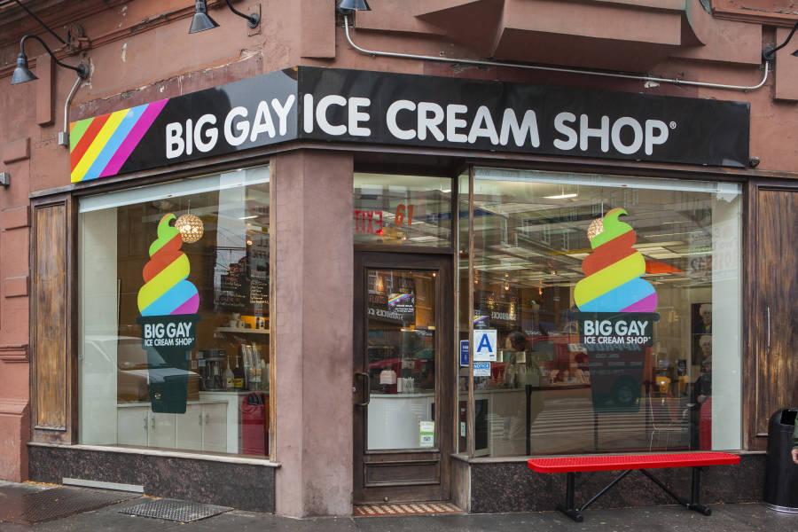 Big Gay Ice Cream,