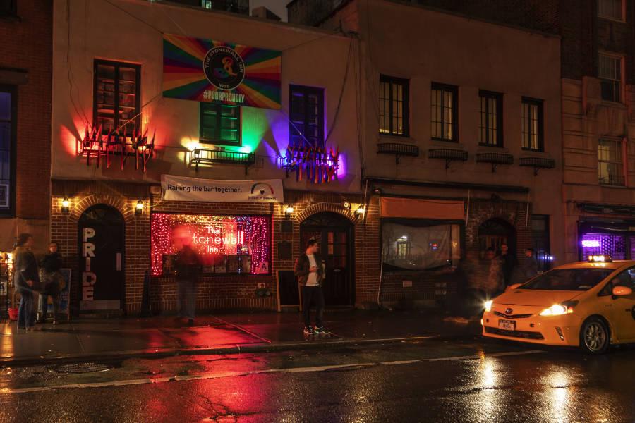 Stonewall Inn,