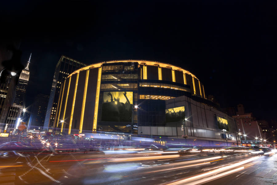 MSG, Madison Square Garden, Attractions, Spring