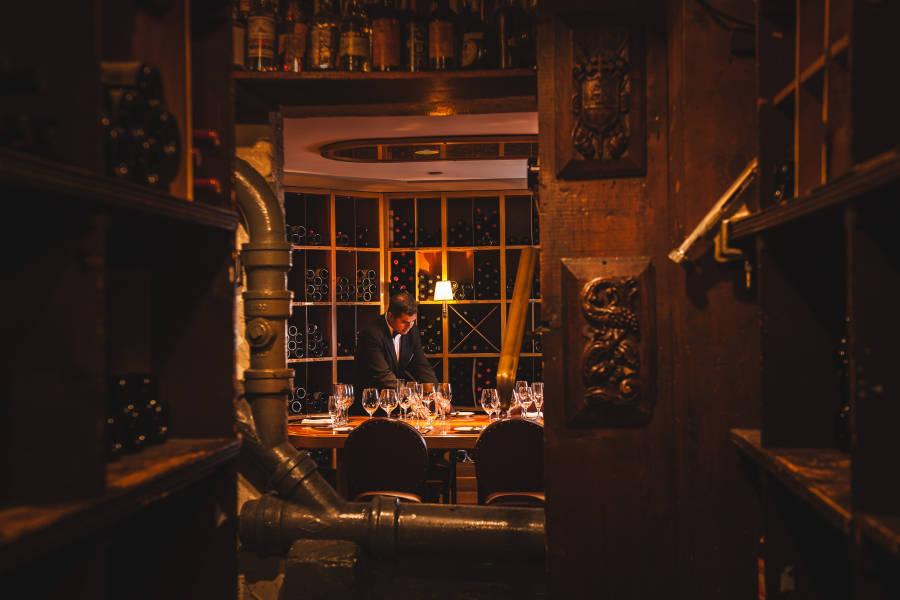 21 Club Exterior, 21 club, restaurant, Classic, Dining,