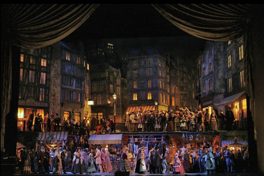 La Bohème, Met Opera