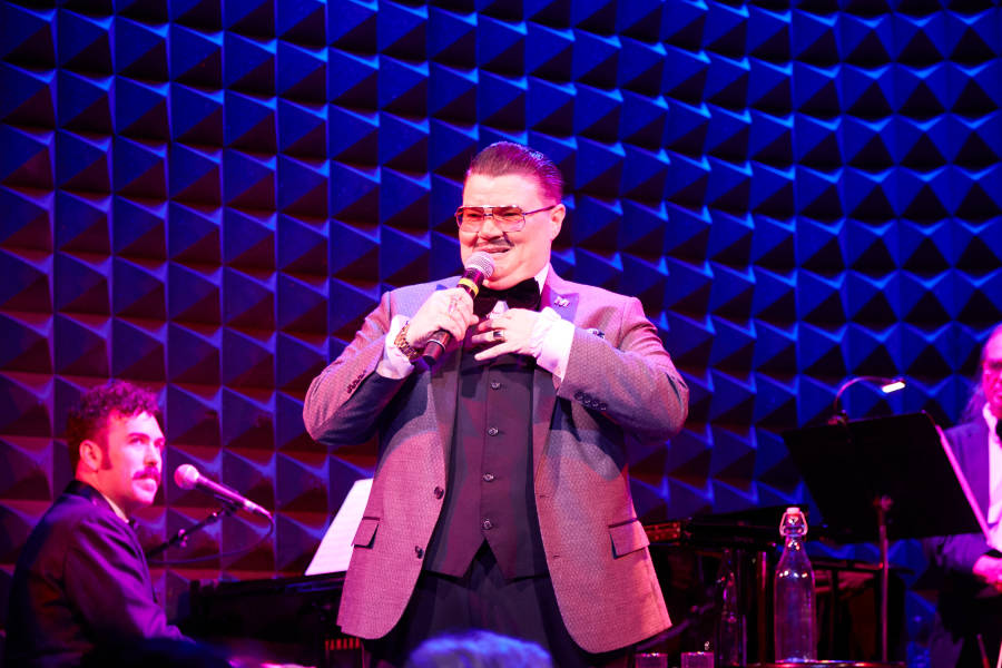 Martin Perry, Michael Musto, Outthere, Cabaret