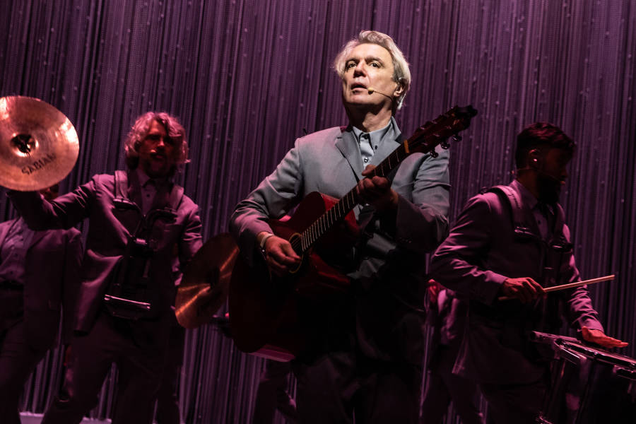 American Utopia, David Byrne, Broadway