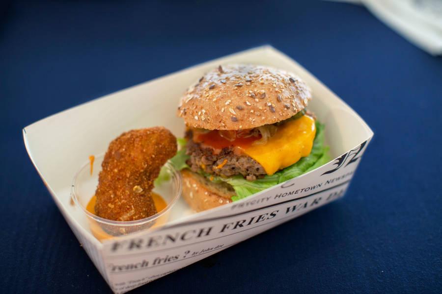 bareburger, yankee stadium