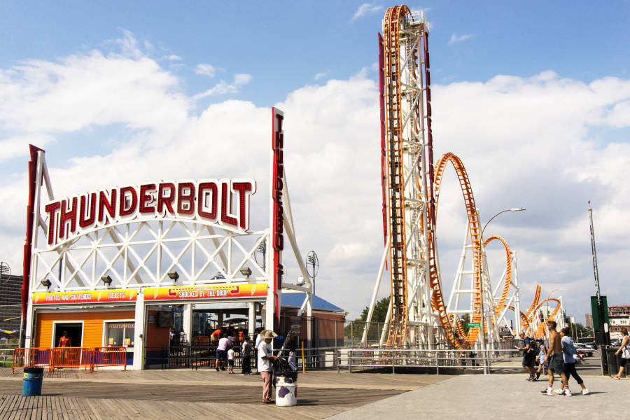 Top Coney Island Thrills NYCgo