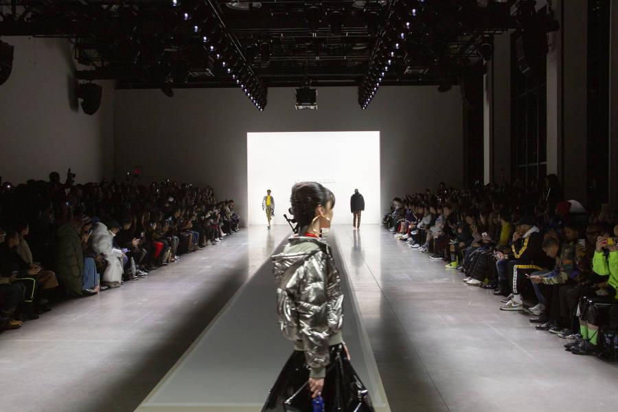 New York Fall Fashion Week.