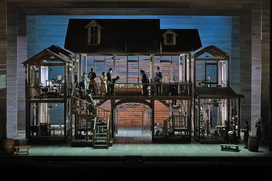 Porgy and Bess, Met Opera