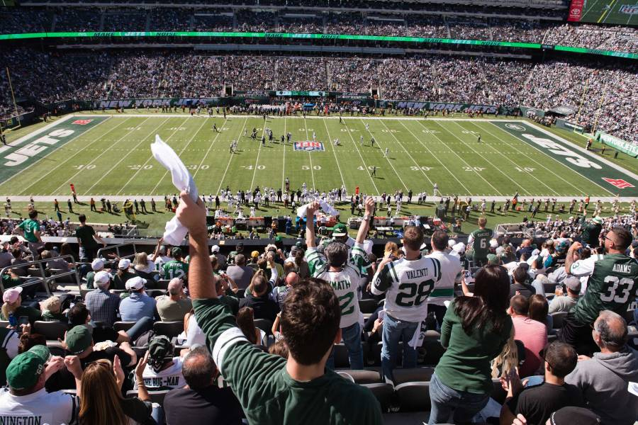NY Jets; Jets; Football; MetLife