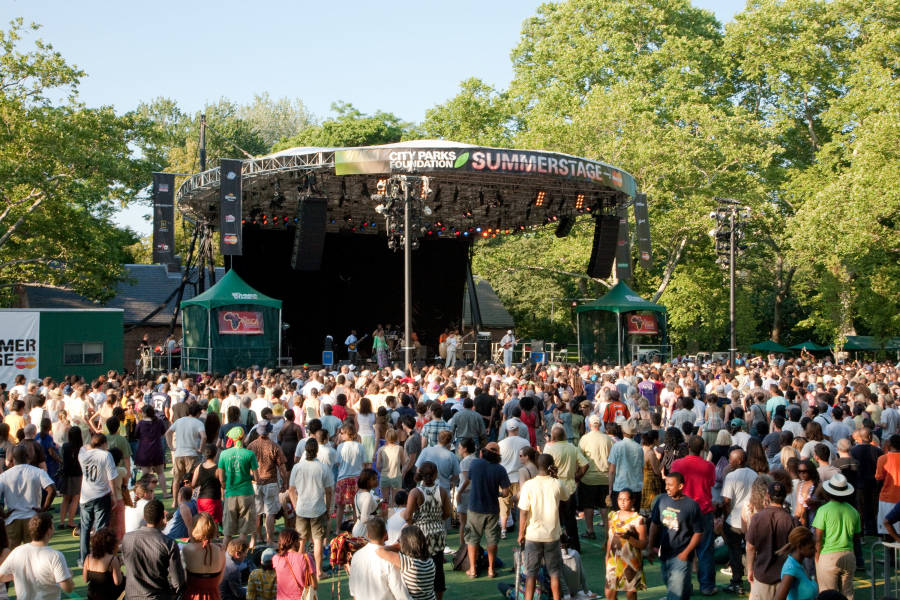 Summer Stage, Central Park, Concerts, Will Steacy,