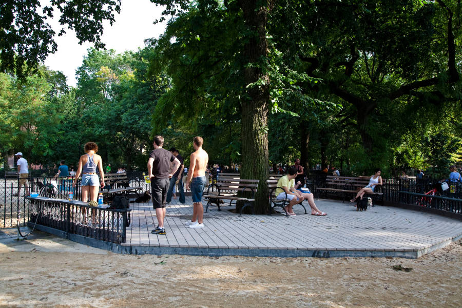 Tompkins Square Park nyc