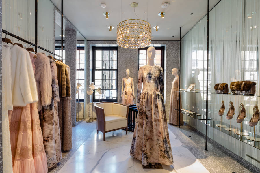 New York Luxury Shopping Chanel Prada Saint Laurent And More