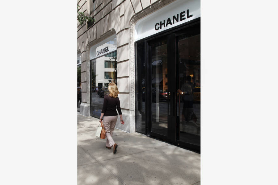 New York Luxury Shopping – Chanel, Prada, Saint Laurent and More