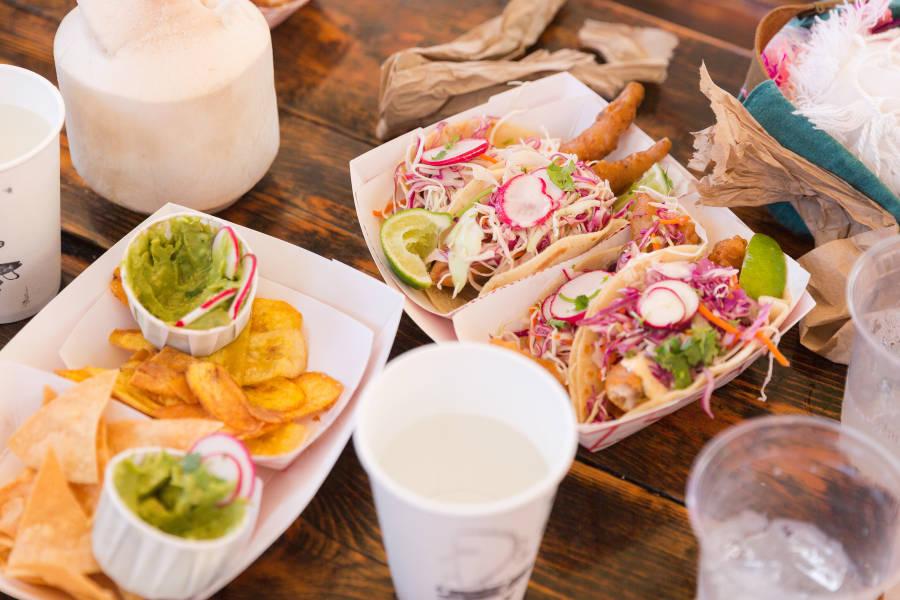 Tacoway Beach, Tacos, Tacoway, Ryan Struck, Queens