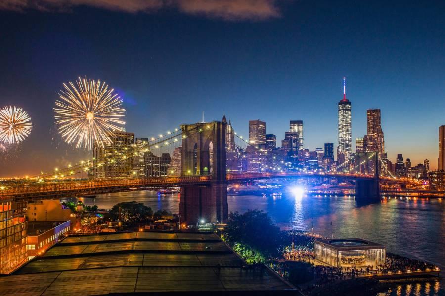 Macys Fireworks, Brooklyn