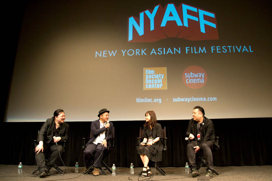NY Asian film festival,