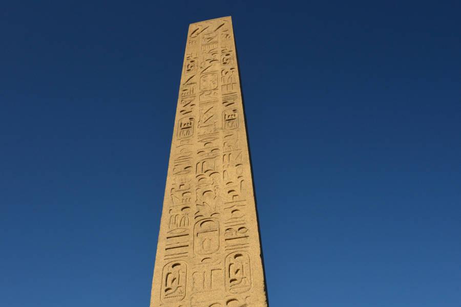 Cleopatra's Needle Central Park