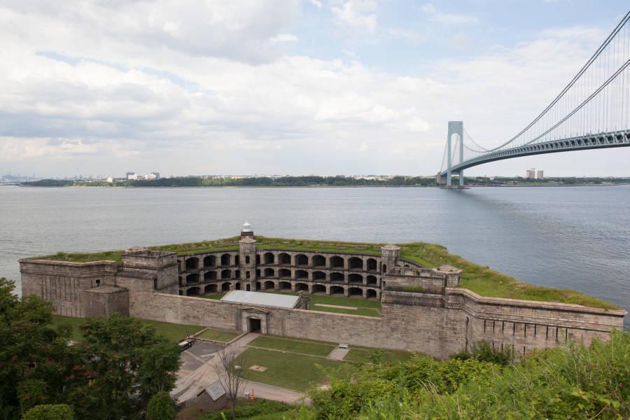 Fort Wadsworth en Staten Island