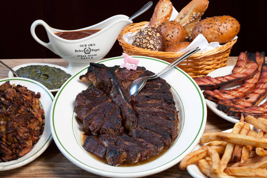 Peter Luger Steakhouse American Places to Eat in NYC