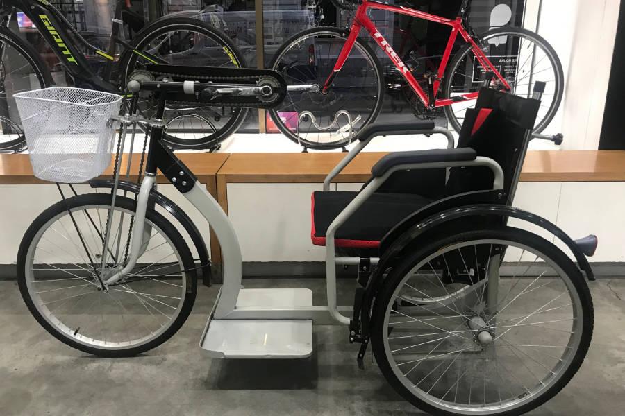 Bikerent nyc, accessible bike