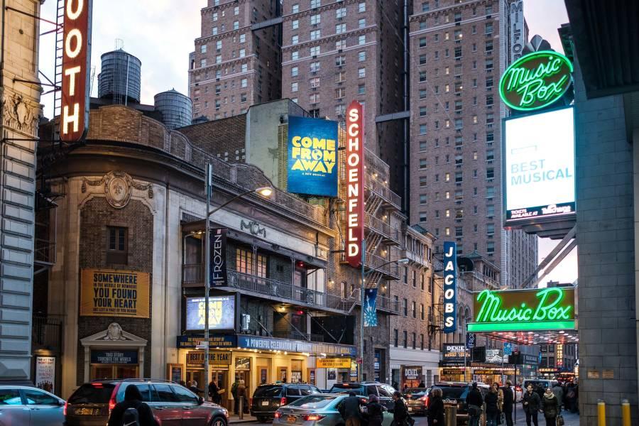 Broadway, rua