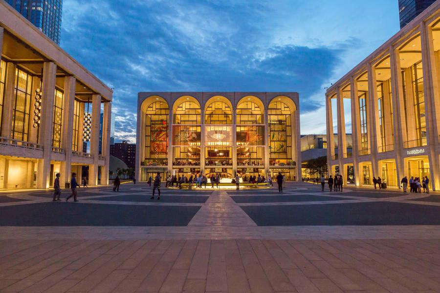 a rencontré opera New York