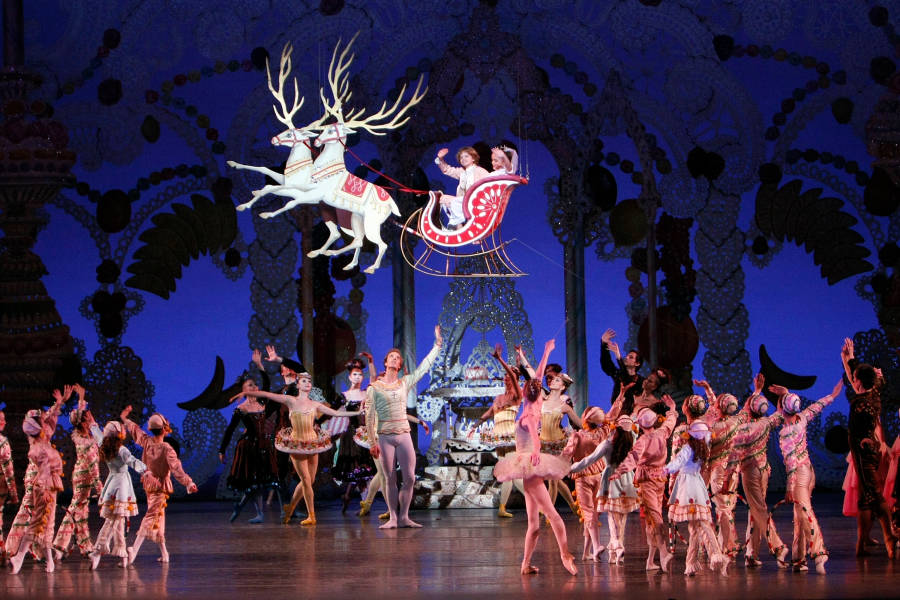 Nutcracker Lincoln center nyc